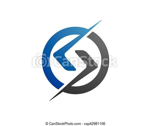 Art S Letter Logo Design