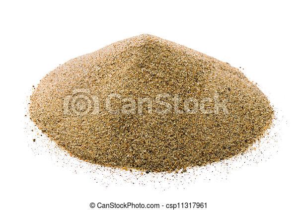 sabbia - csp11317961