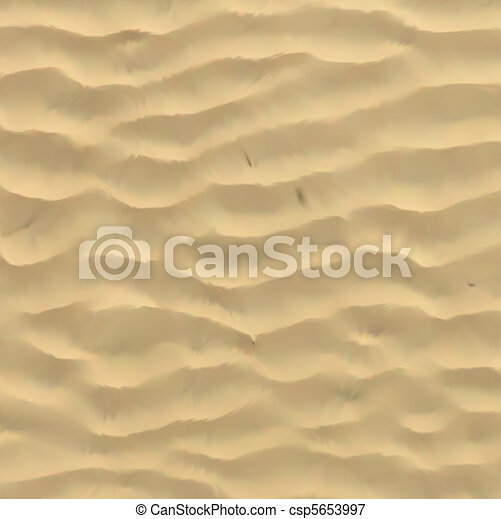 sabbia, vettore, texture. - csp5653997