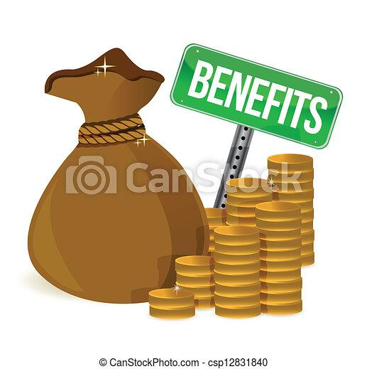 sac, avantages - csp12831840