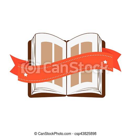 sacré, icône, bible, saint - csp43825898