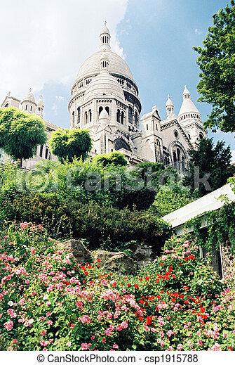 Sacre-coeur - csp1915788