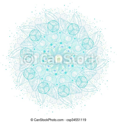 sacred geometry symbols and elements mandala alchemy religion