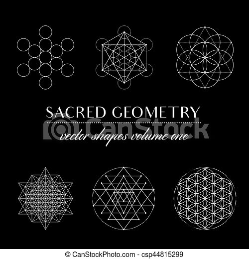 sacred geometry volume one set of sacred geometry art geometric