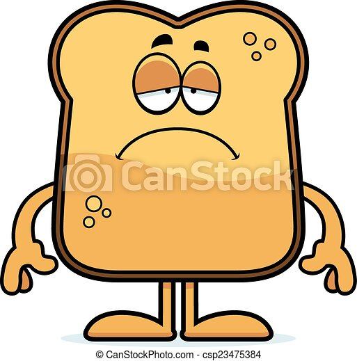 sad cartoon toast a cartoon illustration of a piece of beer can clip art free beer can clip art free vector