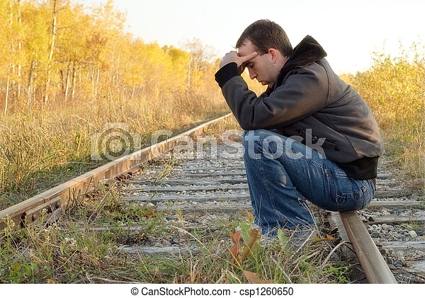 Sad Man Stock Photos And Images 167 891 Sad Man Pictures And Royalty Free Photography Available To Search From Thousands Of Stock Photographers