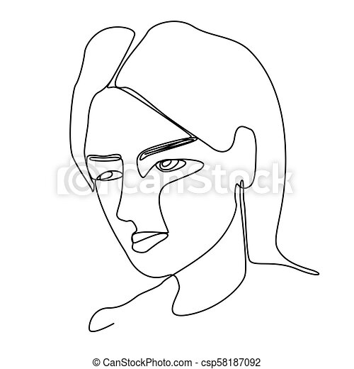 images?q=tbn:ANd9GcQh_l3eQ5xwiPy07kGEXjmjgmBKBRB7H2mRxCGhv1tFWg5c_mWT Trends For Vector Line Art Portrait @bookmarkpages.info