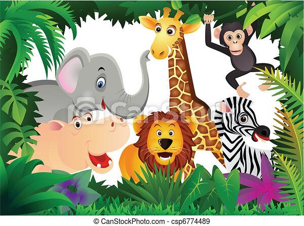 safari clipart and stock illustrations 44 843 safari vector eps rh canstockphoto com safari clipart free download safari border clipart free