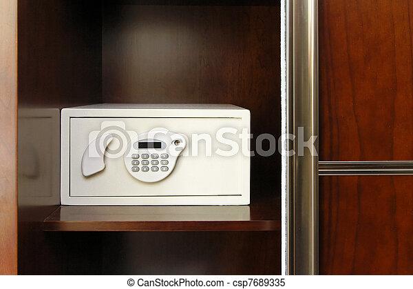 Safe box - csp7689335