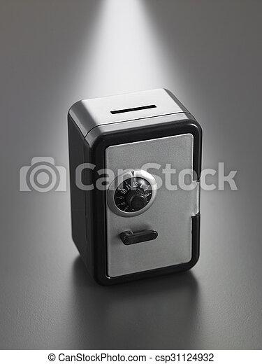 safe box - csp31124932