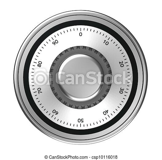 Safe dial - csp10116018