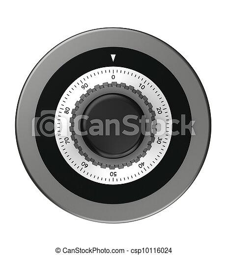 Safe dial - csp10116024
