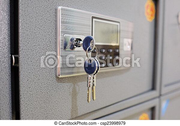 safe keys - csp23998979