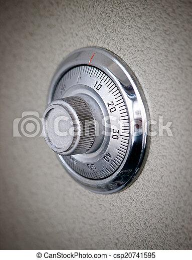 safe lock - csp20741595