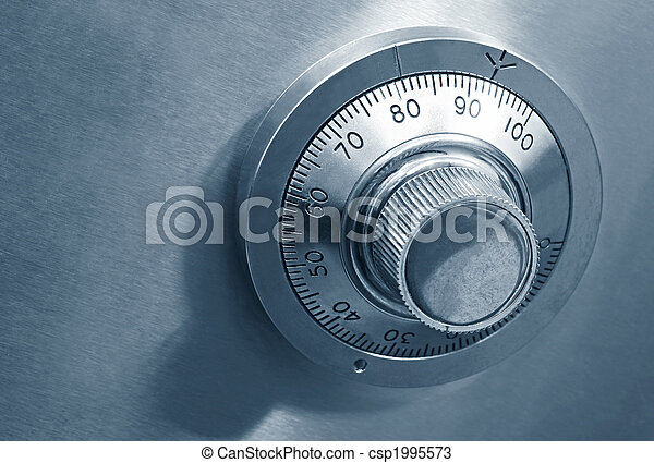 Safe Lock - csp1995573