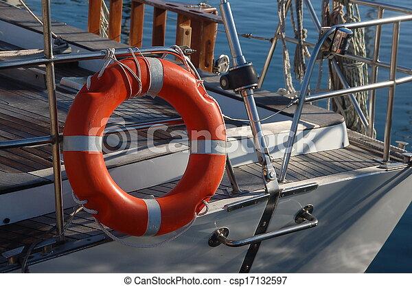 Safety at sea - csp17132597