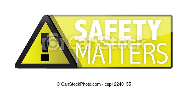 safety matters - csp12240155