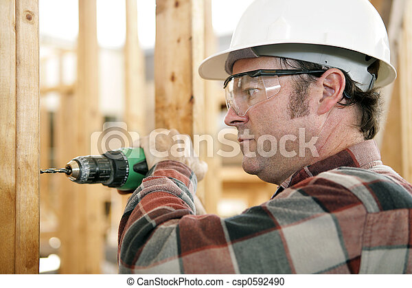 Safety On The Job - csp0592490