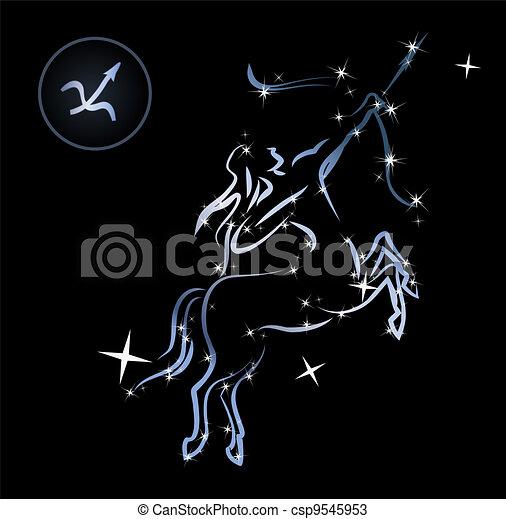Sagittarius - csp9545953