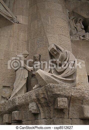 Sagrada Familia - csp8512627