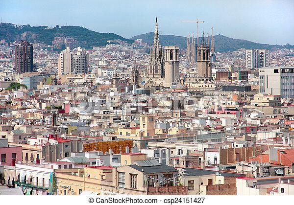 Sagrada Familia - csp24151427