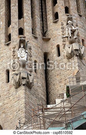 Sagrada Familia            - csp8510592