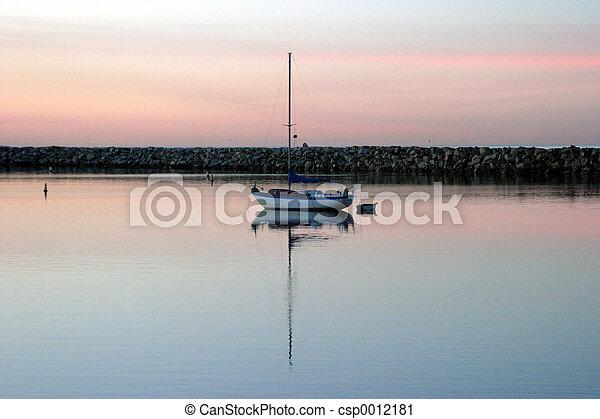 Sail Boat #1 - csp0012181