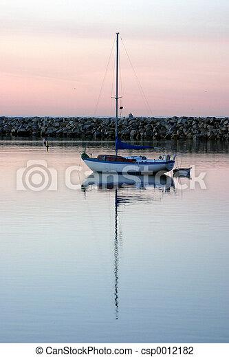 Sail Boat #2 - csp0012182
