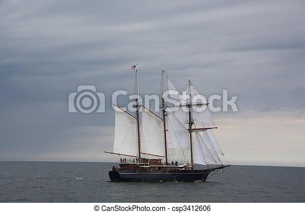 Sail Boat - csp3412606