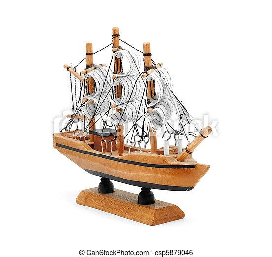 sail ship model - csp5879046