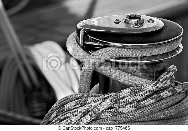 sail winch - csp1775485