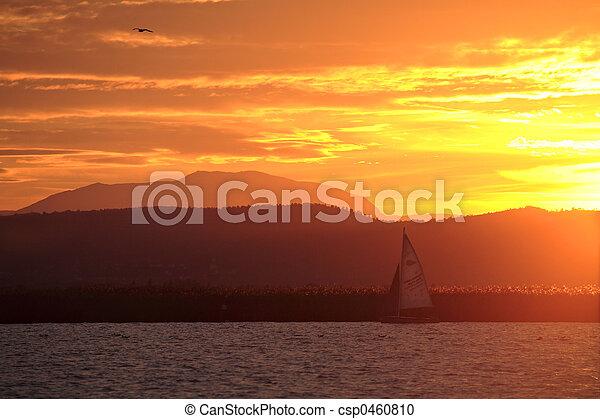 sailboat - csp0460810
