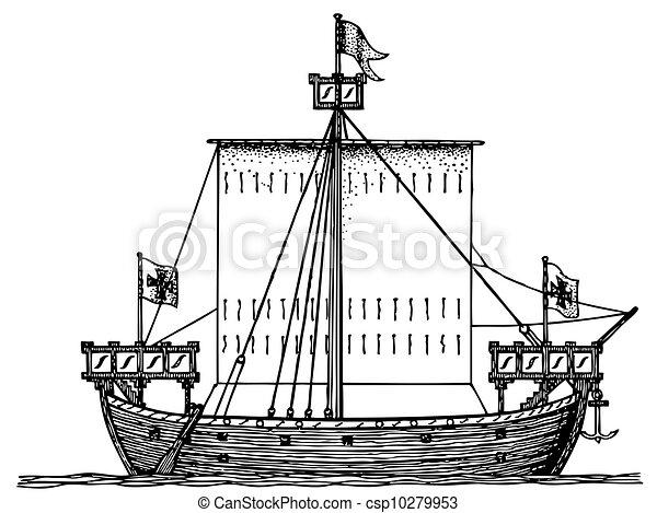 Sailboat - csp10279953