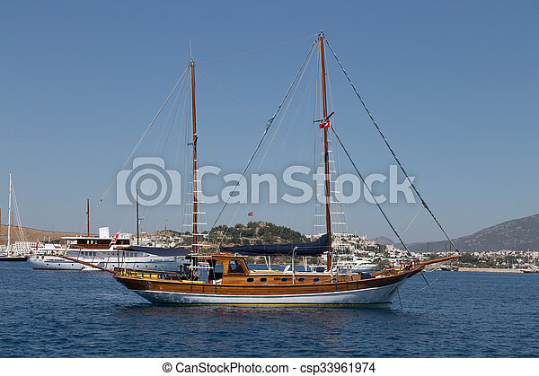 sailboat - csp33961974