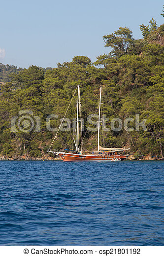 sailboat - csp21801192