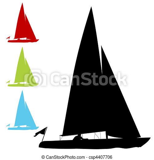 sailboat illustrations and clip art 23 794 sailboat royalty free rh canstockphoto com sailboat clipart free free sailboat clipart images
