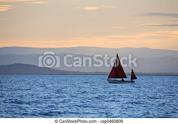 sailboat - csp0460809