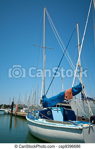Sailboats - csp9396686