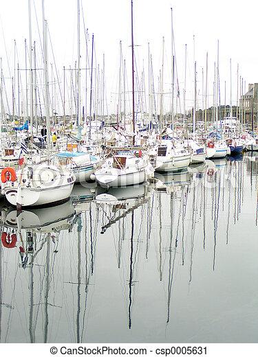 Sailing Boats - csp0005631