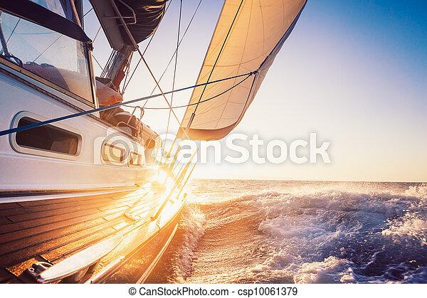 Sailing - csp10061379