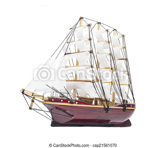Sailing ship model - csp21561070