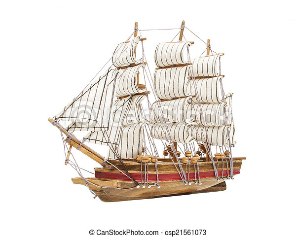 Sailing ship model - csp21561073