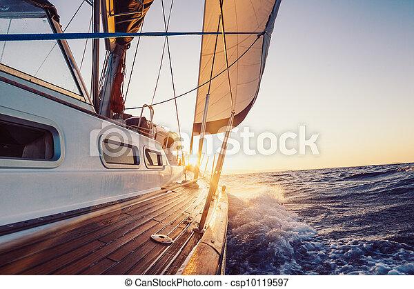 Sailing - csp10119597