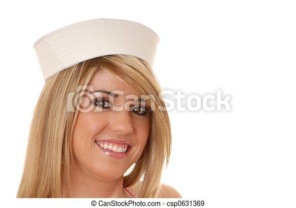 Sailor Girl - csp0631369