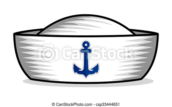 vector illustrations of the sailor hat clipart vector search rh canstockphoto com sailor clipart black and white sailor moon clipart