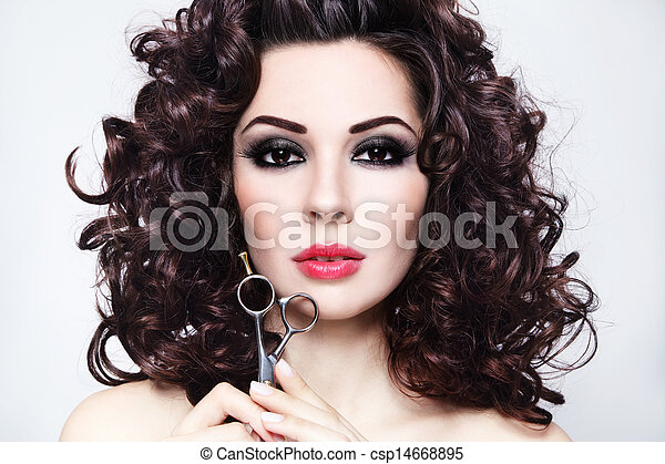 sain, cheveux - csp14668895