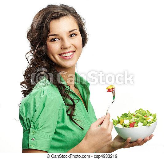 sain, nutrition - csp4933219