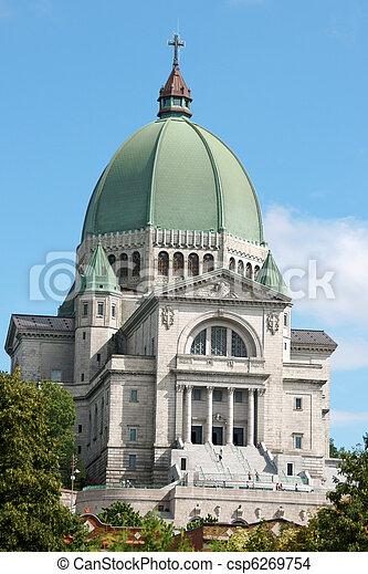 Saint Joseph Oratory in Montreal - csp6269754