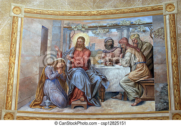 Saint Mary Magdalene - csp12825151
