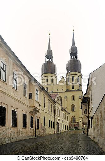 Saint Nicolas\\\' Church - csp3490764